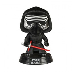 Pop Star Wars Episode VII - The Force Awakens Kylo Ren