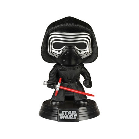 Figur Pop Star Wars Episode VII - The Force Awakens Kylo Ren Funko Geneva Store Switzerland