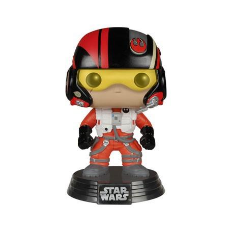 Figurine Pop Star Wars Episode VII - Le Réveil de la Force Dameron Funko Boutique Geneve Suisse