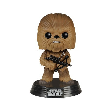 Figur Pop Star Wars Episode VII - The Force Awakens Chewbacca Funko Geneva Store Switzerland