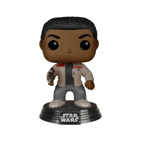 Figurine Pop Star Wars Episode VII - Le Réveil de la Force Finn Funko Boutique Geneve Suisse
