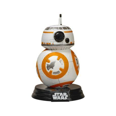 Figurine Pop Star Wars Episode VII Le Réveil de la Force BB-8 Funko Boutique Geneve Suisse