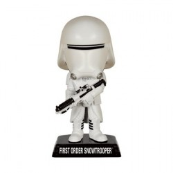 Star Wars Episode VII - The Force Awakens Snowtrooper Wacky Wobbler