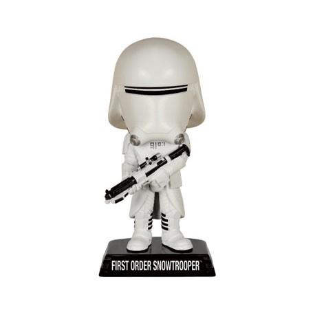 Figurine Star Wars Episode VII - Le Réveil de la Force Snowtrooper Wacky Wobbler Funko Boutique Geneve Suisse