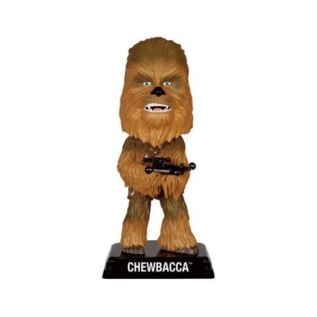 Figurine Star Wars Episode VII - Le Réveil de la Force Chewbacca Wacky Wobbler Funko Boutique Geneve Suisse