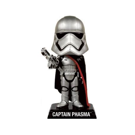 Figur Star Wars Episode VII - The Force Awakens Captain Phasma Wacky Wobbler Funko Geneva Store Switzerland