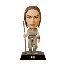 Star Wars Episode VII - The Force Awakens Rey Wacky Wobbler