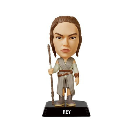 Figur Star Wars Episode VII - The Force Awakens Rey Wacky Wobbler Funko Geneva Store Switzerland