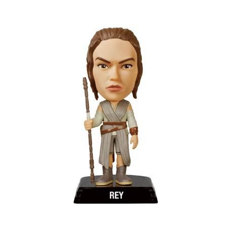 Figurine Star Wars Episode VII - Le Réveil de la Force Rey Wacky Wobbler Funko Boutique Geneve Suisse