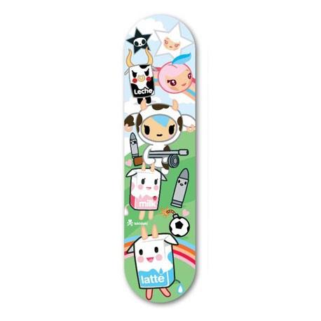 Figur Skate Tokidoki Moofia Accessories Geneva