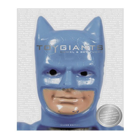 Figuren Toysgiants : Silver Edition : Daniel & Geo fuchs Genf Shop Schweiz