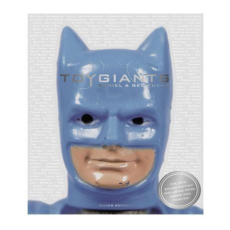 Figurine Toysgiants : Silver Edition : Daniel & Geo fuchs Livres - Prints Geneve