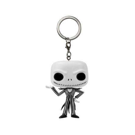 Figur Pocket Pop Keychains Jack Skellington NBX Funko Geneva Store Switzerland