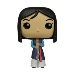 Figurine Pop Disney Mulan Funko Boutique Geneve Suisse