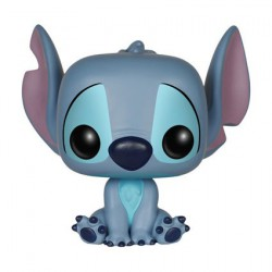 Figurine Pop Disney Lilo & Stitch Stitch Assis (Rare) Funko Boutique Geneve Suisse