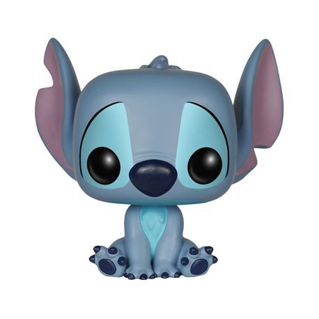 Figur Pop Disney Lilo & Stitch Stitch Seated (Rare) Funko Geneva Store Switzerland