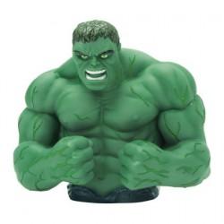 Marvel Hulk Bust Bank