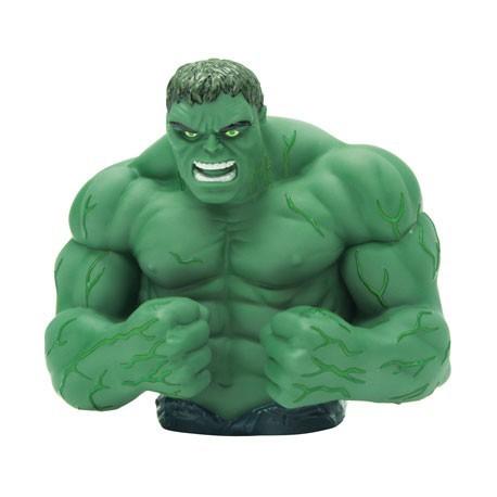 Figur Marvel Hulk Bust Bank Preorder Geneva
