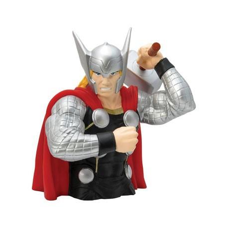 Figur Marvel Thor Bust Bank Geneva Store Switzerland