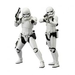 Star Wars Le Réveil de la Force First Order Stormtrooper ARTFX+ (2 pcs)