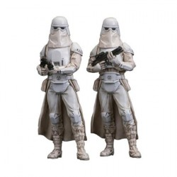 Star Wars L'Empire Contre-Attaque Snowtrooper ARTFX+ (2 pcs)
