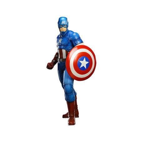 """Figur Marvel - Captain America """"Avengers Now"""" Kidrobot Geneva Store Switzerland"""