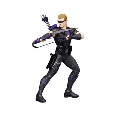 Figur Marvel Hawkeye Avengers Now Artfx+ Kotobukiya Geneva Store Switzerland