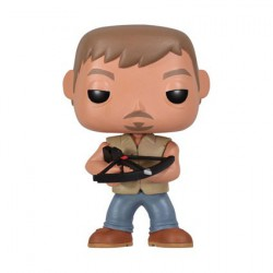 Figurine Pop The Walking Dead Daryl Funko Boutique Geneve Suisse