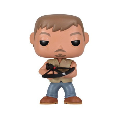 Figur Pop The Walking Dead Daryl Funko Geneva Store Switzerland