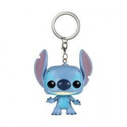 Figurine Pop Pocket Porte Clé Lilo & Stitch - Stitch Funko Boutique Geneve Suisse