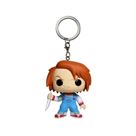 Figur Pocket Pop Keychains Horror Chucky Funko Geneva Store Switzerland