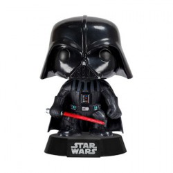Pop Star Wars Darth Vader (Selten)