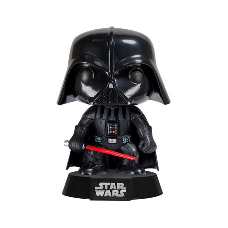 Figurine Pop Film Star Wars Dark Vador (Rare) Funko Boutique Geneve Suisse