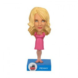 Figurine Big Bang Theory Penny Wacky Wobbler Funko Boutique Geneve Suisse