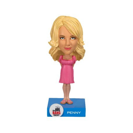 Figur Big Bang Theory Penny Wacky Wobbler Funko TV Series Geneva