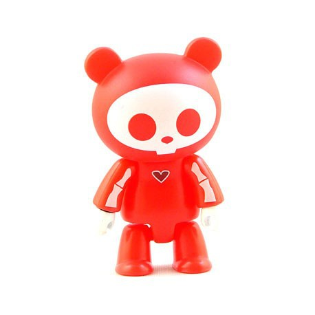 Figur Qee Skelanimals Chungkee Red Toy2R Qee Small Geneva