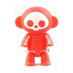 Figuren Qee Skelanimals Marcy Red Toy2R Genf Shop Schweiz