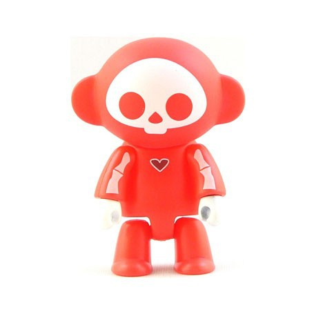 Figurine Qee Skelanimals Marcy Rouge Toy2R Boutique Geneve Suisse