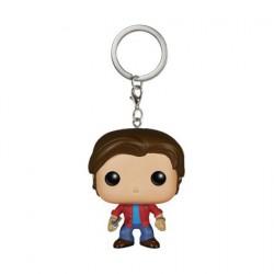 Figurine Pop Pocket Porte-clés Supernatural Sam Funko Boutique Geneve Suisse