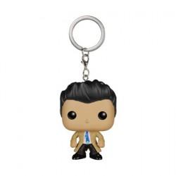 Figurine Pop Pocket Porte-clés Supernatural Castiel Funko Figurines Pop! Geneve