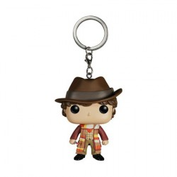 Pocket Pop Keychains Dr Who 4th Doctor