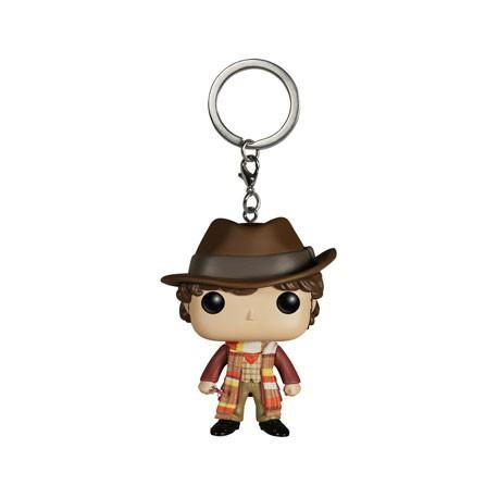 Figur Pocket Pop Keychains Dr Who 4th Doctor Funko Funko Pop! Geneva