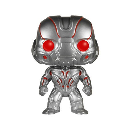 Figur Pop Marvel Avengers Age Of Ultron - Ultron (Rare) Funko Geneva Store Switzerland