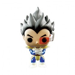 Pop! Anime Dragonball Z Mettalic Vegeta Limited Edition