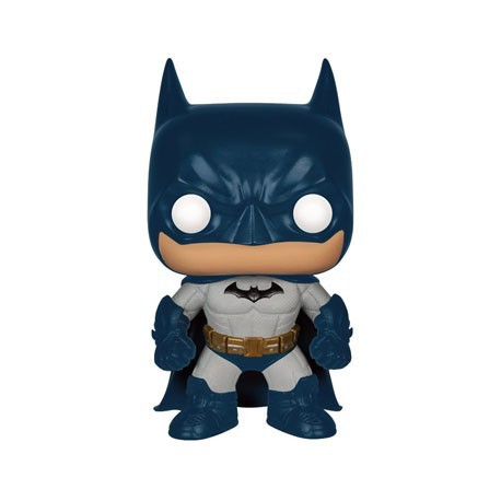 Figurine Pop Arkham Asylum Batman Bleu (Rare) Funko Boutique Geneve Suisse