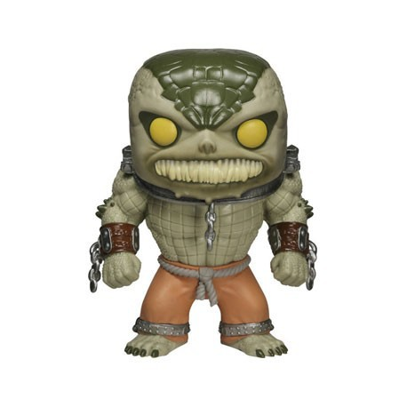 Figurine Pop Arkham Asylum Killer Croc (Rare) Funko Boutique Geneve Suisse