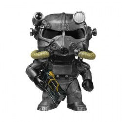 Figurine Pop Jeux Vidéo Fallout Power Armor (Rare) Funko Boutique Geneve Suisse