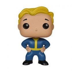 Figurine Pop Jeux Vidéo Fallout Vault Boy (Rare) Funko Boutique Geneve Suisse