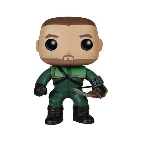 Figurine Pop DC Arrow Oliver Queen (Rare) Funko Boutique Geneve Suisse