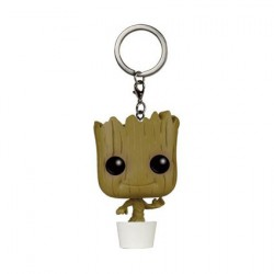 Pocket Pop Keychains Guardians of the Galaxy Dancing Groot